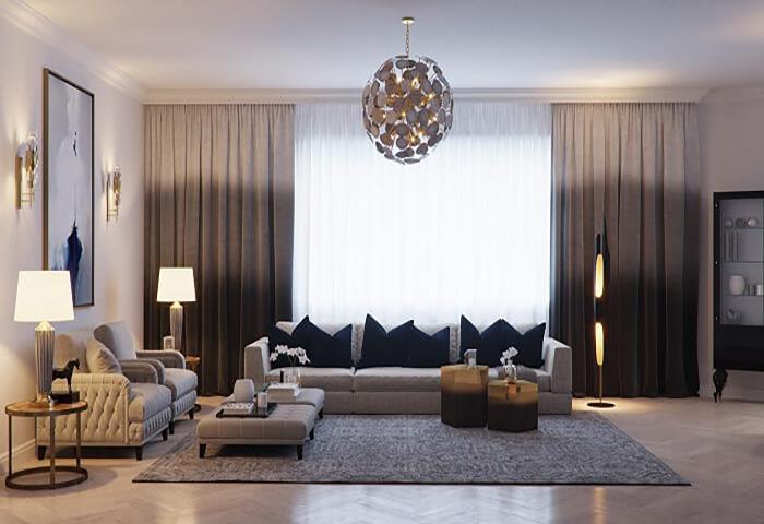 Thiết kế nội thất cho một số chung cư