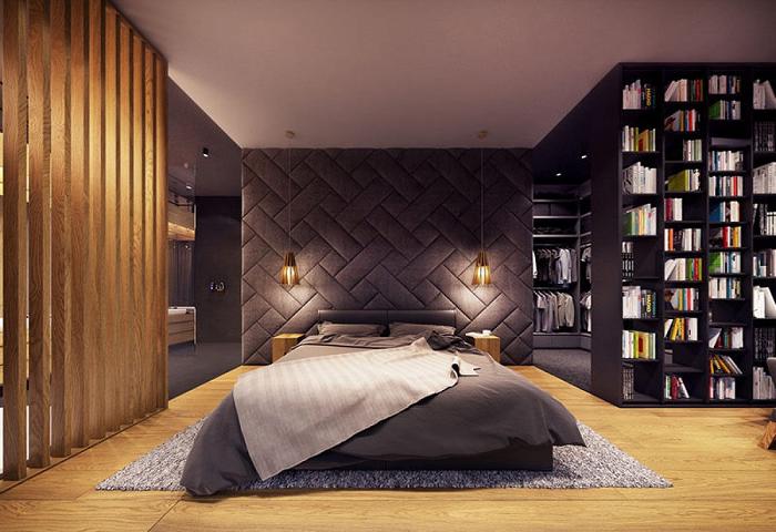 Gợi ý những màu sắc thiết kế nội thất phù hợp với phòng ngủ cho nữ