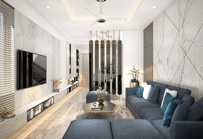Lựa chọn sofa cho phòng khách theo phong cách nội thất hiện đại
