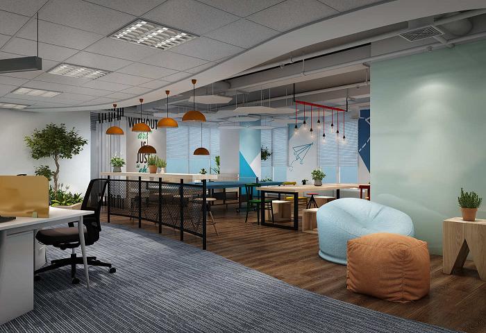 Thiết kế nội thất văn phòng công ty Traveloka