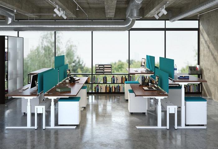 Văn phòng thiết kế theo xu hướng hiện đại