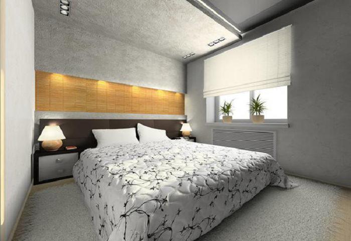 Những lưu ý khi thiết kế phòng ngủ nhà ống