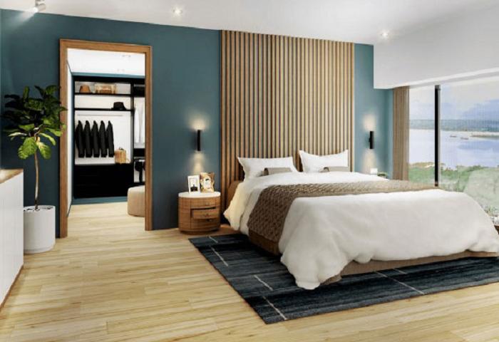 Mẫu thiết kế phòng cho khách sạn 3 sao
