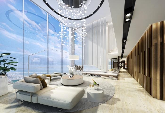 15+ mẫu thiết kế cho căn hộ Penthouse
