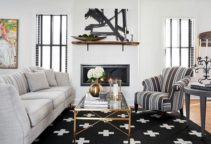 Đặc điểm nổi bật của phong cách nội thất hiện đại, tối giản