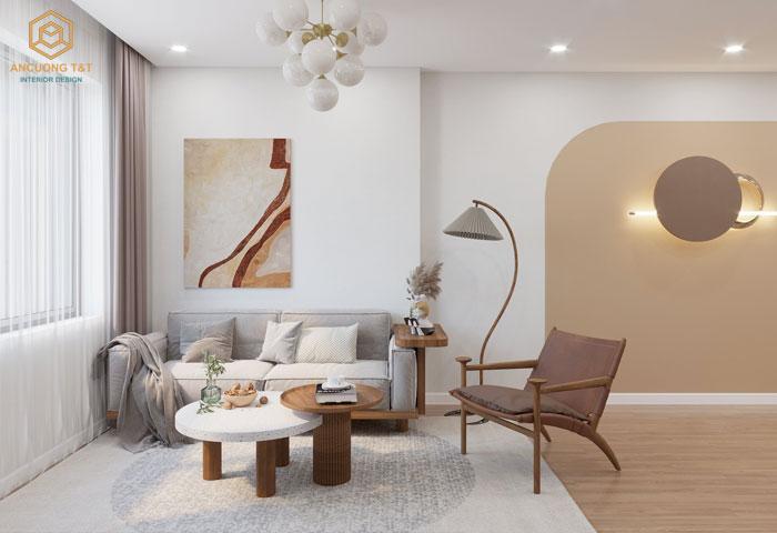 Thiết kế nội thất chung cư Eco Green City – Ms Duyên